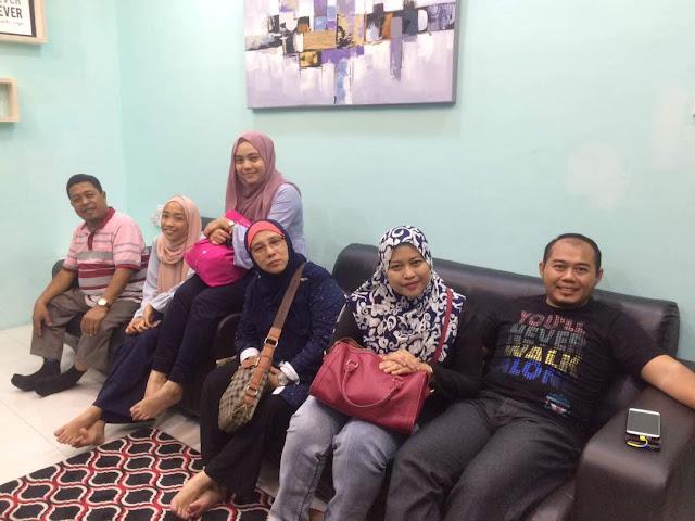 Adni Suite Homestay Seri Manjung || Encik Ritz Senawang