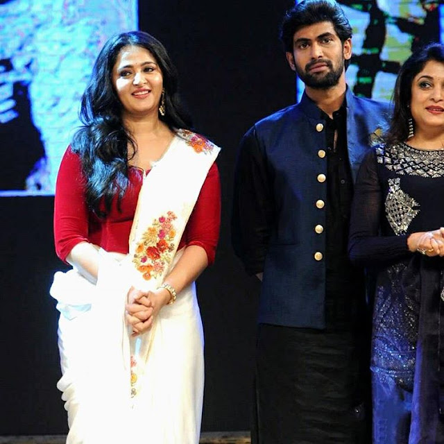Rana With AnushkaShetty & RamyaKrishna