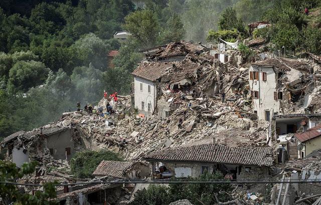 Землетрус, Пескара-дель-Тронто