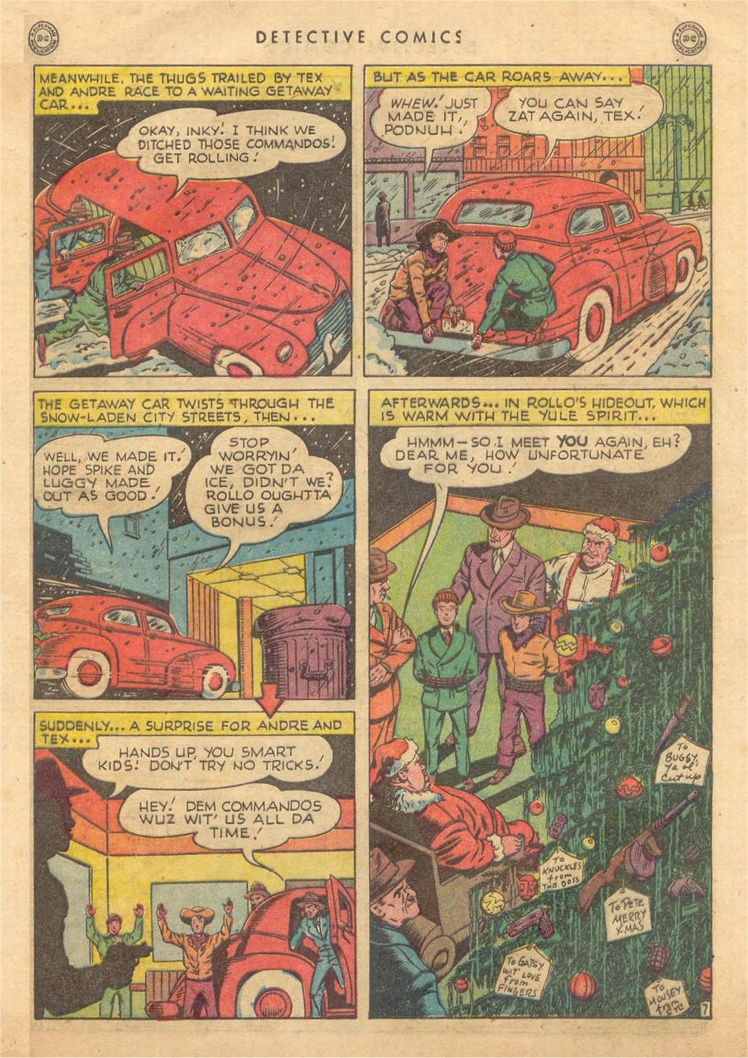 Read online Detective Comics (1937) comic -  Issue #132 - 43