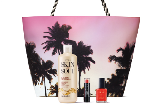 SUMMER BEAUTY ESSENTIALS SET