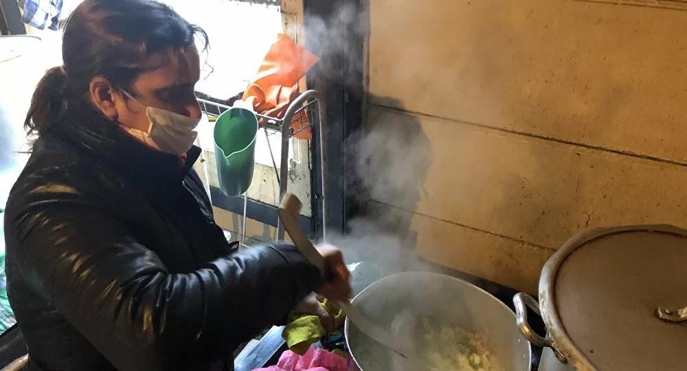 Cuatro veces más demanda en los comedores populares de Argentina