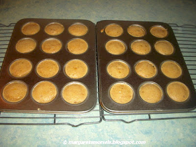 Margaret's Morsels | Cinnamon Muffins