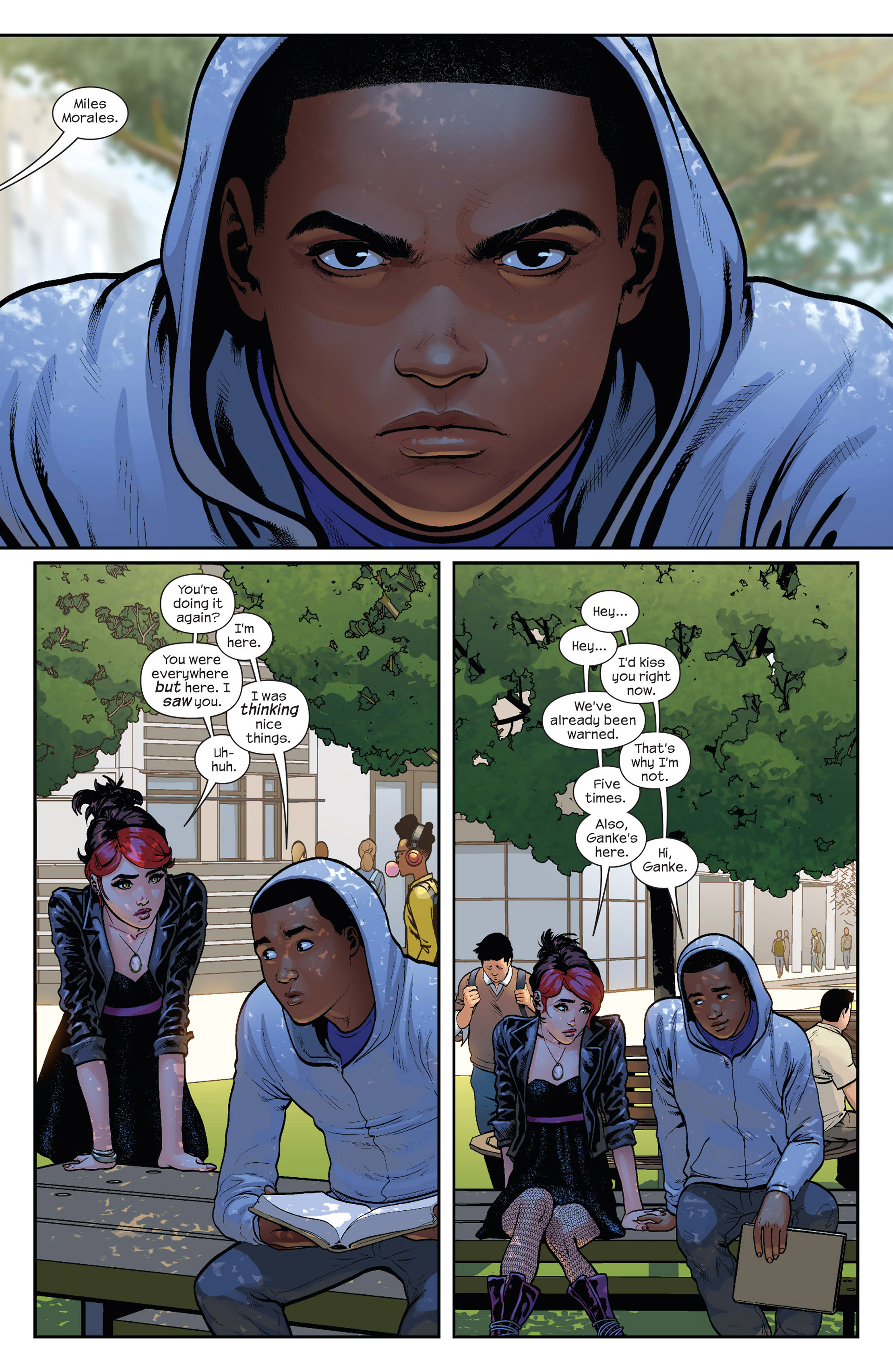 Read online Ultimate Comics Spider-Man (2011) comic -  Issue #23 - 4