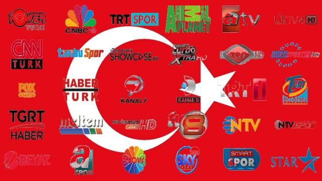 Turkish IPTV Playlist for All Channels  | Turkish M3U List [Updated]