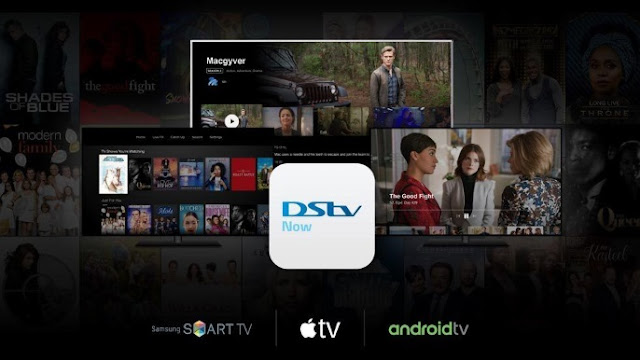 MULTICHOICE UNVEILS DStv NOW, NEW APPS FOR BIG SCREEN VIEWING