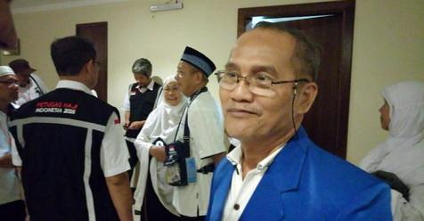 Jamaah Haji Asal Semarang Ini Tak Bisa Melihat Ka'bah, Malah Pengen Nyekar Ke Makam Ayahnya