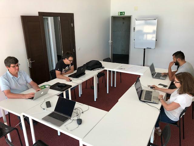 Startup Portimão acolhe «Free Code Camp»