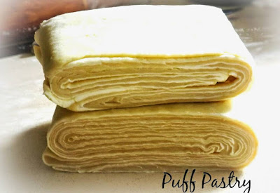 Puff Pastry Sheet