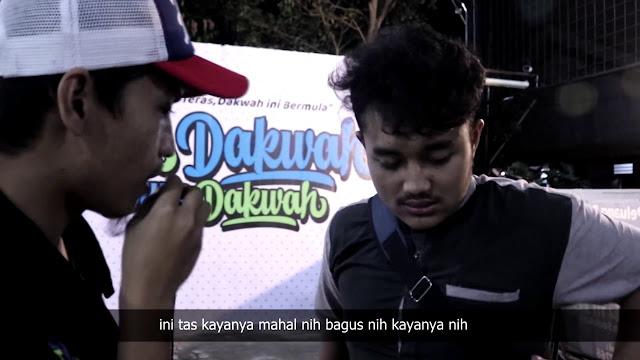 Nampol, Ini Video Balasan Untuk Anak-anak Muda yang Pamer Kekayaan