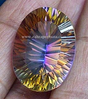 Batu Permata Rainbow Qyartz - ZP 202