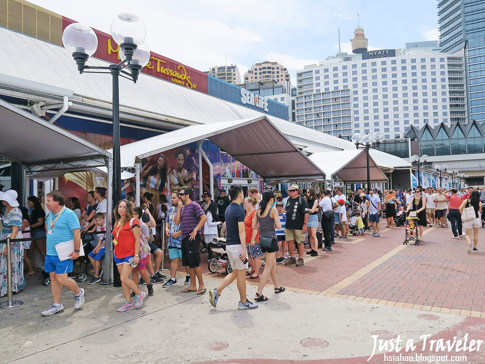 雪梨-景點-推薦-達令港-自由行-行程-旅遊-澳洲-雪梨杜莎夫人蠟像館-Madame Tussauds-Sydney-Darling-Harbour-Tourist-Attraction-Travel
