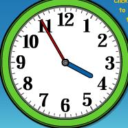 ingilizce saatler dersi times