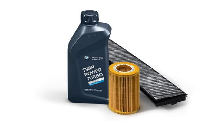 BMW Engine Oil
