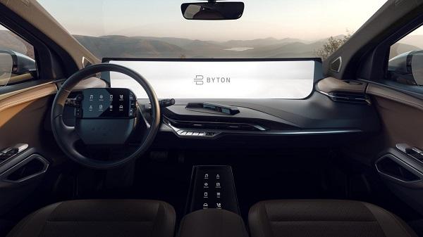 Byton M-Byte CES Las Vegas 2019