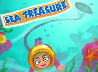 Sea Treasure Match 3 Game