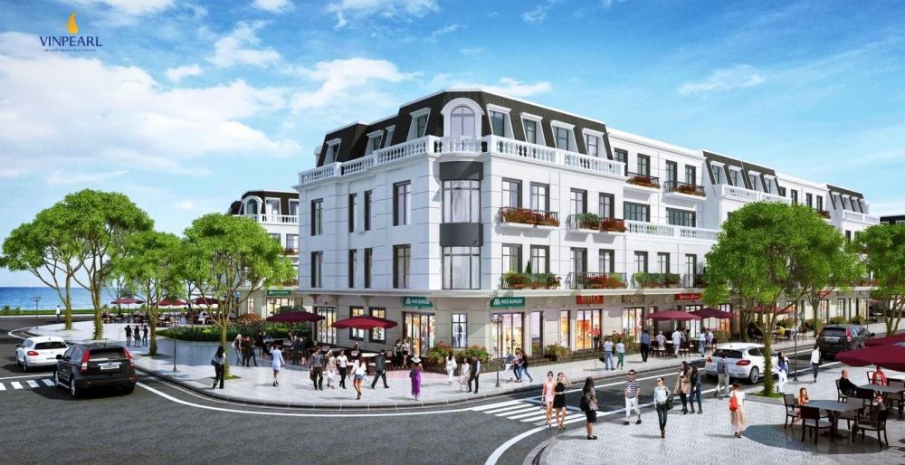 Thiết kế phong cách cổ điển sang trọng của Shophouse Phú Quốc