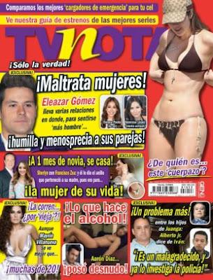 Revista TV Notas México - 7 Marzo 2017