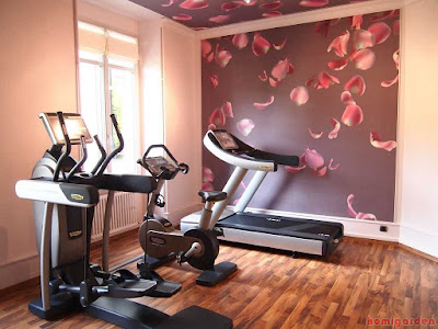 How to Make Home Gym Design Ideas