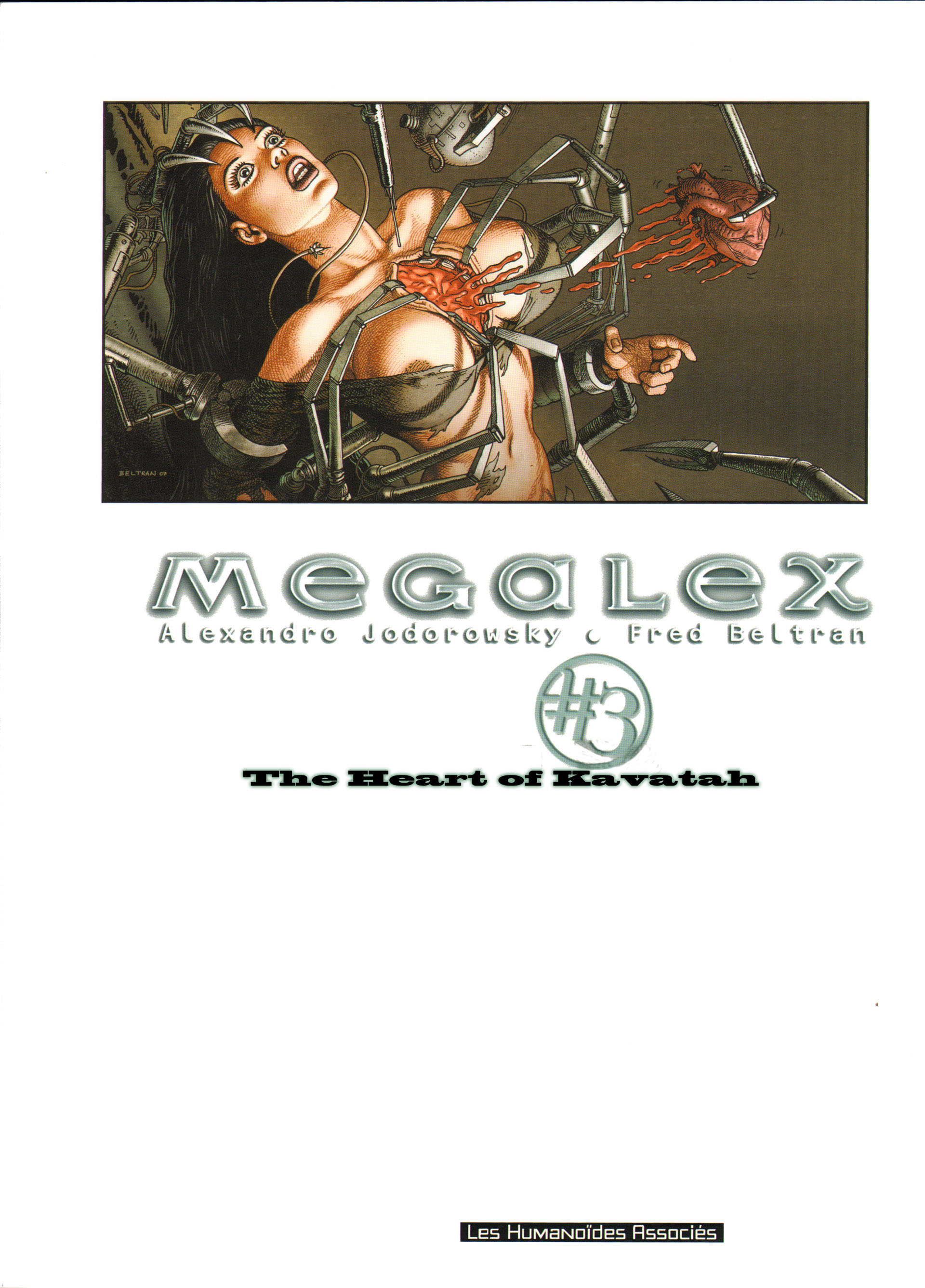 Read online Megalex (2014) comic -  Issue #3 - 3