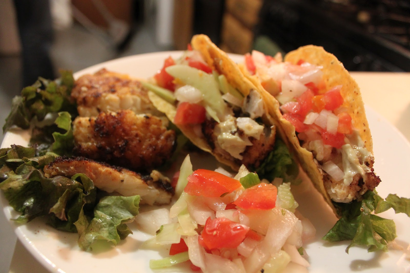 Pan Fried Fish Tacos | Infinite Appetite - photo#25