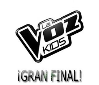 ver final de La Voz kids 3