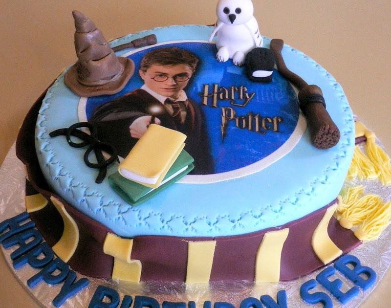 Harry Potter Birthday Cake Recipe Birthday Invitation
