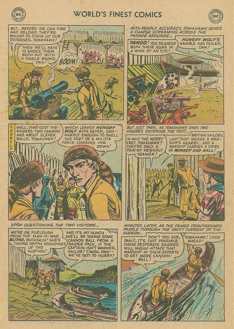 Read online World's Finest Comics comic -  Issue #92 - 32