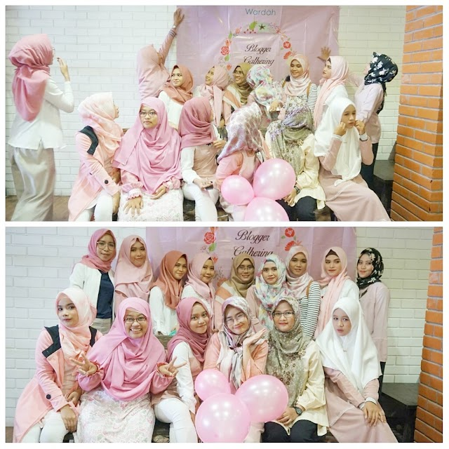 Serunya Blogger Gathering dan Beautyclass Female Blogger Banjarmasin bersama Wardah