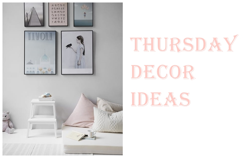 Thursday decor ideas blog da mo