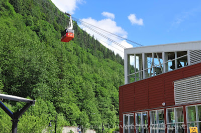Juneau Mount Roberts Tramway