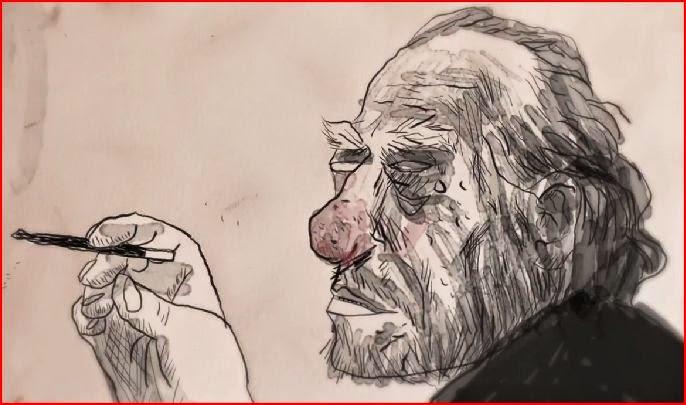Charles Bukowski animatedfilmreviews.filminspector.com