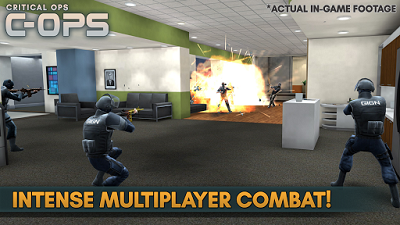 Critical Ops v0.9.7.f349 Mod Apk + Data (Anti Ban/Hack Map)