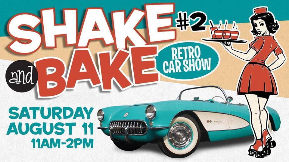 ComeSeeOrlandocom Nd Annual Shake And Bake Retro Car Show At Ace - Ace cafe orlando car show
