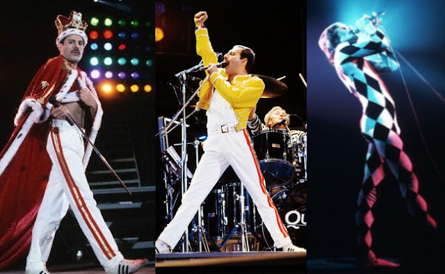 El inolvidable Freddie Mercury (Video: Somebody To Love)