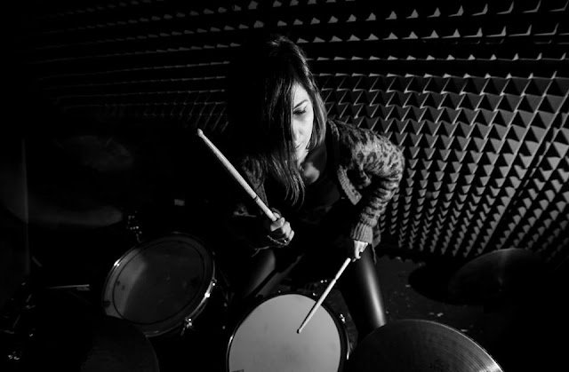 Ladies of Metal: Elena Fiorenzano (Krownn), Ladies of Metal, Elena Fiorenzano, Krownn