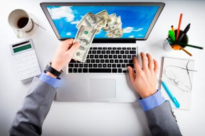 4 Cara Mendapatkan Uang Dari Internet Untuk Pemula