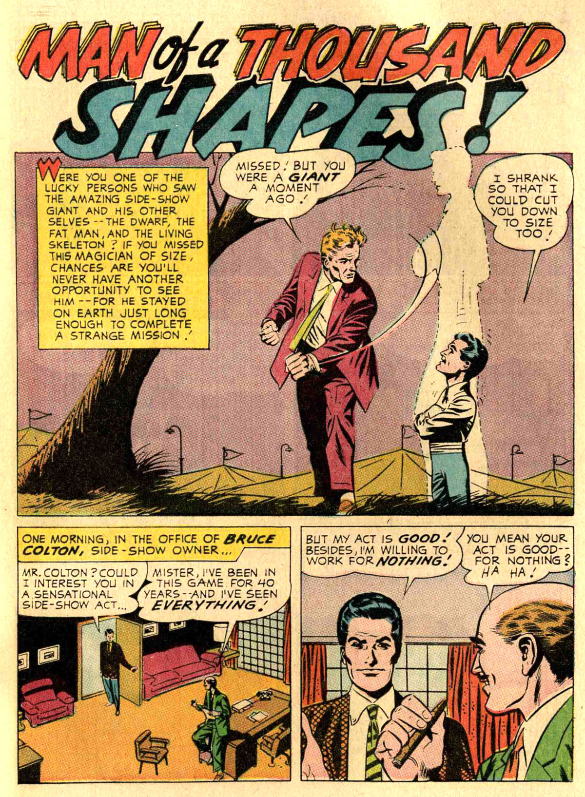 Strange Adventures (1950) issue 207 - Page 29