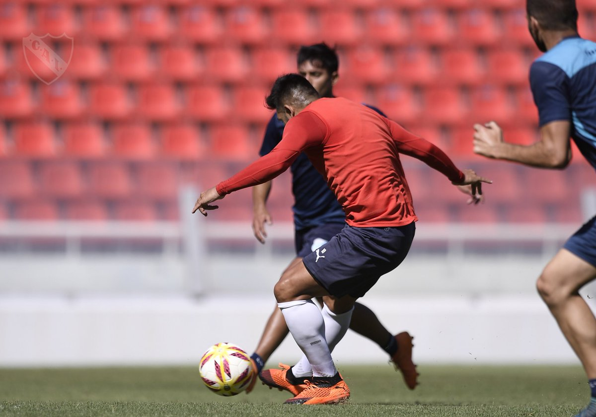 Victoria amistosa en el Libertadores de América de Independiente ante Temperley en el primer amistoso del 2019  Silvio%2BRomero
