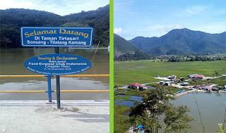 Sejarah Taman Tirtasari