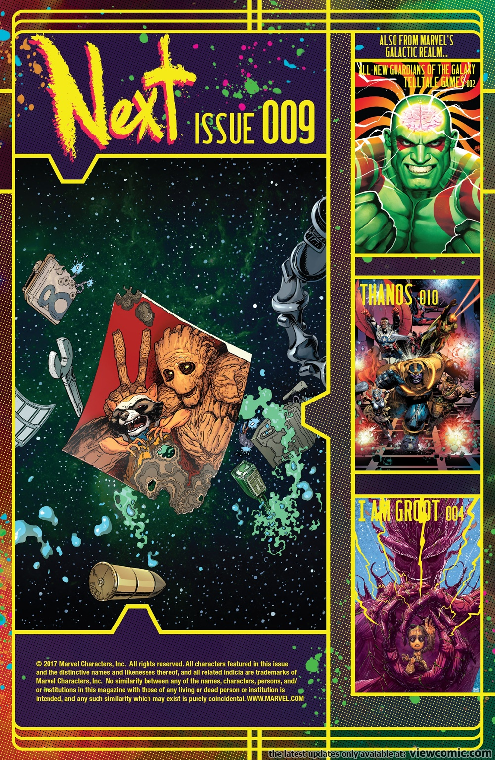 All-New Guardians of the Galaxy 008 (2017)  | Vietcomic.net reading comics online for free