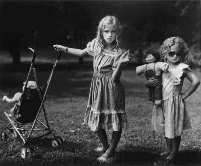 Diane Arbus y la belleza inquietante (con imágenes