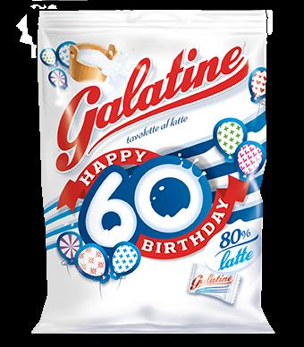60 Anni con Galatine MakeUp Fun
