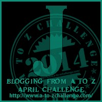 J is for Jason (#AtoZChallenge)