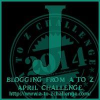 atozchallenge alphabet J