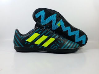 Adidas Nemeziz 17.4 IC - Blue Black Ocean Storm Pack