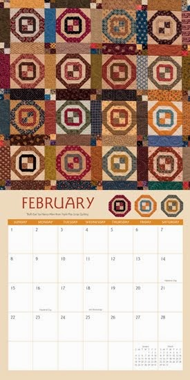 2015 That Patchwork Place Calendar
