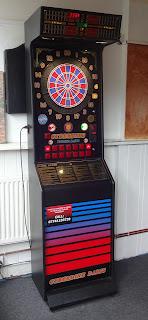 Cyberdine Electronic dart board in Luton