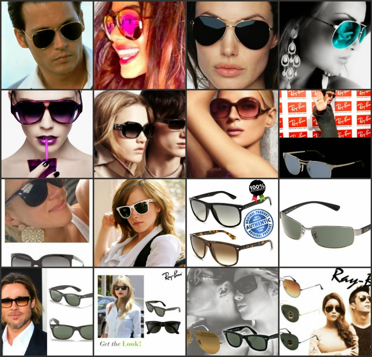 Ray Bans Designer Sunglasses