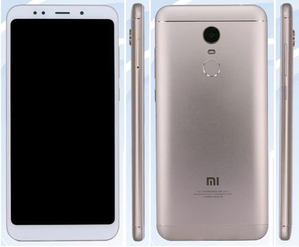 Xiaomi Redmi Note 5 With 18 9 Display And Front Led Flash: Xiaomi Redmi Note 5 With 18:9 Display Leaked On TENAA